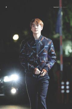 180920 Sehun at Ermenegildo Zegna XXX event Sehun, Exo, Kaisoo, Chanbaek, Xiuchen, Chinese Boy, Actor Model, Super Powers, Boy Groups