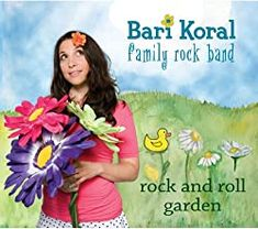 Rock And Roll Garden, 2010 Parents' Choice Award Silver Award - Audio Spring Songs For Preschool, Yoga Song, Songs For Toddlers, Spring Bulletin Boards, Parents Choice, Teacher Assistant, Music And Movement, Literacy Skills, Music For Kids