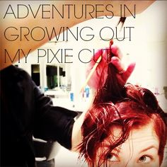 My Hair Adventure: How to Grow Out a Pixie Cut