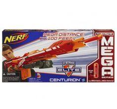 Nerf Elite Centurion - Mega Dart Blaster