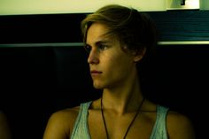 Rhys Wakefield looking sexy as usual