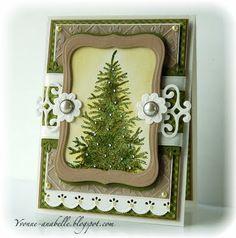 Nestabilities & Christmas Cards   Blog Post