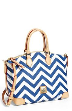 Dooney & Bourke Chevron Satchel