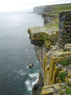 Aran Islands - Ireland- one of the most starkly beautiful places.
