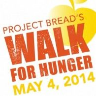 PFA Scholars wrote -The Passion for Action Scholarship (PFAS) program will be participating for the first time in the Walk for Hunger hosted by Project Bread on May 4th, 2014.The Walk for Hungerraises awareness around hunger in our state andraises fundsthat make it possible ...