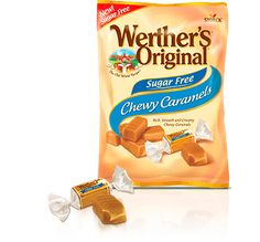 BETTER THAN FREE Werther's Original Sugar Free Candy At Target!