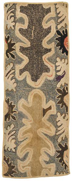 folk art textile ||| sotheby's n09247lot7p5mlen