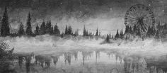 Hans Op de Beeck | Watercolours