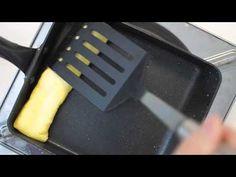 Hướng dẫn làm Trứng cuộn cực kì đẹp mắt - YouTube