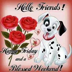 Hallo Friends. Happy Friday.
