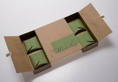 Packaging of the World: Creative Package Design Archive and Gallery: Matcha Packaging