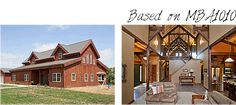 pre-designed homes image example great plains western horse barn