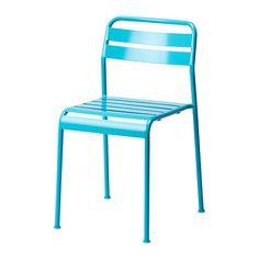 ROXÖ Chair - turquoise  - IKEA