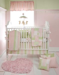love the pink and green, would do dark wood though