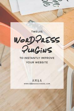 The Must-Have WordPress Plugins Every Website Needs