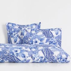 Image of the product Paisley Print Bed Linen