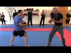 JKD Footwork and Trapping