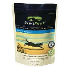 ZiwiPeak Daily-Cat Venison & Fish Cuisine Air-Dried Cat Food, 14-oz bag - BD Luxe Dogs & Supplies