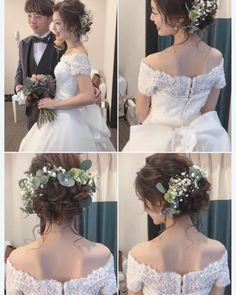 Read information on diy bridal hair Hair Design For Wedding, Romantic Wedding Hair, Wedding Styles, Wedding Simple, Hair Wedding, Bridal Makeup, Bridal Hair, Wedding Preparation, Bride Look