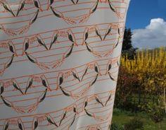 Tra-la-la Fabric - CecilyMae Handmade