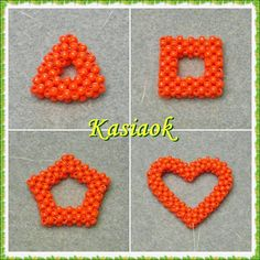 kasiaok: Tutorial -Cubic RAW ~ Seed Bead Tutorials