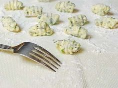 Gluten Free Cheese and Spinach Gnocchi