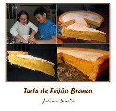 Ingredientes:  Massa:  200 g de farinha  125 g de margarina fria cortada em cubos  1 pitada de sal  Água q.b.   Recheio:  125 g...
