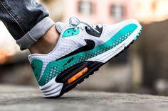 """Nike Air Max Lunar 90 Breeze """"Pure Platinum & Light Retro Green"""""""