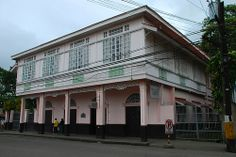 Bernardino-Ysabel Jalandoni Ancestral House, Silay, Negros Occidental. Old Money, Filipino, Old Houses, Philippines, Homes, House Design, Island, Mansions, Architecture
