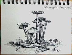 my inktober drawing  #inktober