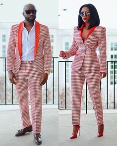 Classy Outfits For Women, Stylish Work Outfits, Suits For Women, Chic Outfits, Fashion Outfits, Clothes For Women, Fashion Couple, Black Girl Fashion, Suit Fashion