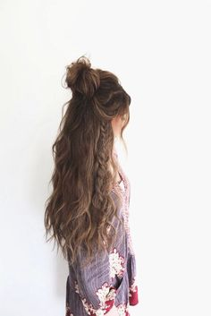 20 Long Hairstyles You must Love23