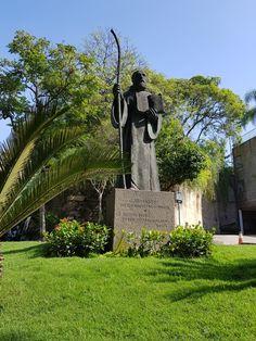 Mosteiro de São Bento - Rio de Janeiro Área Externa - Estátua de São Bento