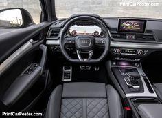 Audi Q5 2017 poster, #poster, #mousepad
