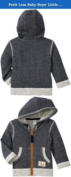 Petit Lem Baby Boys' Little Cowboy Hoodie -Gray/Black-6 Months. Petit Lem Little Cowboy Hoodie (Baby)-Gray/Black This product selection caters to children from newborn to 12 years, from sleepwear to occasion wear, for daycare to special family gatherings, and much more. As a leading designer and importer, the customers have come to count on us for comfort, style and above all, uncompromising quality. Features: ul China 100% Cotton/ul.