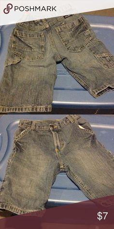 Boys size 7 jean shorts Jean shorts boys size 7 WRG  Bottoms Shorts