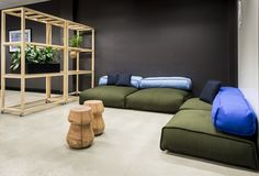 Golder Associates | Schiavello | Greenery in the Workplace can help boost employee moral.