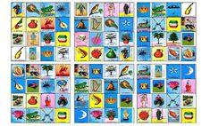 Loteria Mexicana Cartas Para Imprimir Loteria Cards, Bingo Cards, Projects To Try, Photo Wall, Rock, Holiday Decor, Blog, Handmade, Play 1