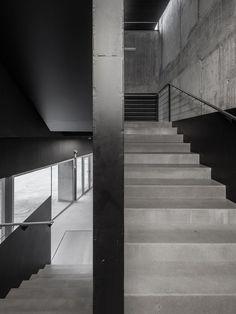 bidos Technological Park, Óbidos Municipality, 2014 - Jorge Mealha Arquitecto #staircases