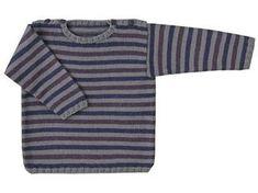 Tricot: Pull à rayures tricolore - Tricot - Enfant.com
