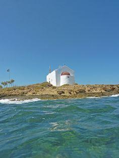 Church of Transfiguration in Malia - Crete, Greece by Zambeze72, via Flickr