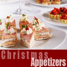 Love cooking for my family and friends. As a single mom my budget don't let me go out as much as I wanted, so I like entertaining so my children and I can be with our love ones more often. Christmas Appetizers, Appetizers For Party, Christmas Desserts, My Recipes, Holiday Recipes, Holiday Foods, Christmas Recipes, Recipies, Xmas Food