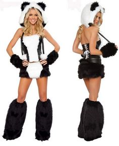 Aliexpress.com : Buy Black  White polar bear costume for adults, sexy halloween apparel, women animal costumes Dress With Accessory, Free Shipping from Reliable polar bear Monkey set  mascot Teddy Dot Divine Dalmation Dog costumes sexy halloween apparel women animal costumes Dress suppliers on Women's Fashion Clothing  Dress Shop $39.99