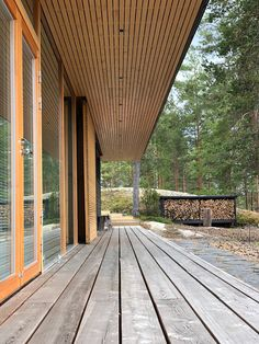 Lake Cottage, Archipelago, Four Seasons, Ecology, Sustainability, Villa, Homes, Contemporary, Architecture