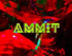 """Check out new work on my @Behance portfolio: """"Ammit por Chris, The Red"""" http://be.net/gallery/43541365/Ammit-por-Chris-The-Red"""