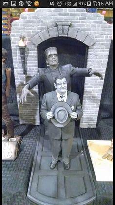 Bud Abbott/Glenn Strange