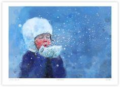 Snøfnugg | Lisa Aisato - nettbutikk