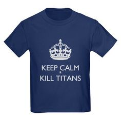 Attack on Titan Tribute Tshirts for sale at http://ilovethisstuff.net