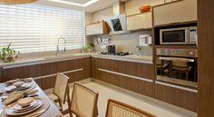 Encontre as melhores ideias e inspirações para casa. Apartamento Asa Sul Brasília 2013 por Elaine Vercosa | homify