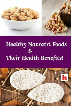 Have these healthy foods and reap their Amazing Health Benefits! Sabudana Khichdi, Navratri Recipes, Navratri Festival, Healthy Foods, Healthy Recipes, Tamarind Chutney, Detoxify Your Body, Chaat, Essential Fatty Acids